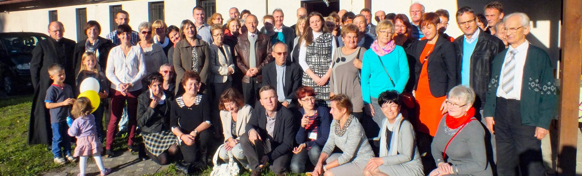 Parafialna Wspólnota Modlitewno - Ewangelizacyjna św. Bogurodzicy w Skoczowie